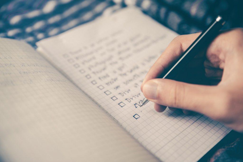 Checklist projeção de custo de importação